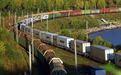 Провозная способность БАМа и Транссиба достигла 144 млн. тонн в 2020